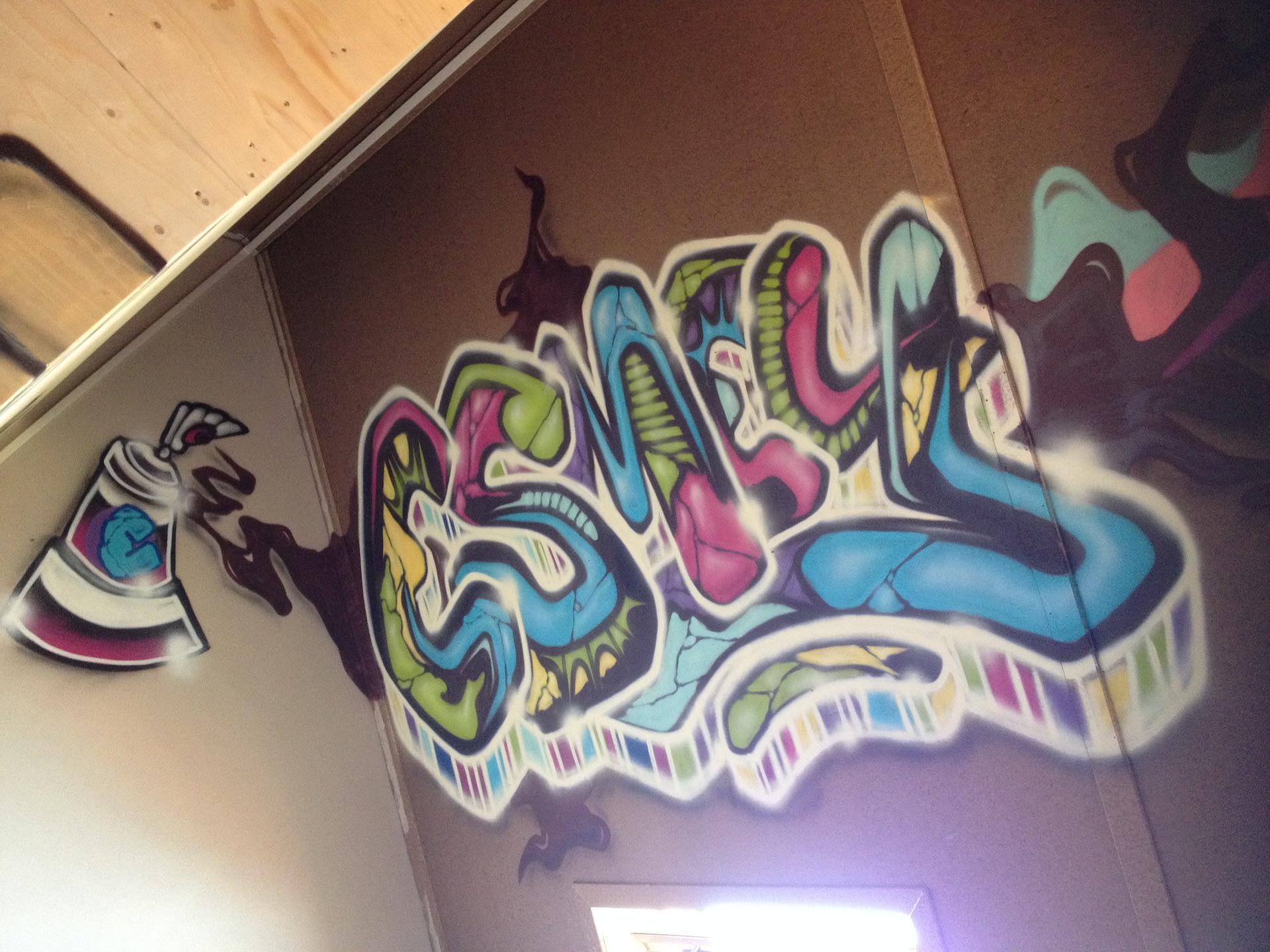 esmey kinderkamer graffiti zevenhuizen